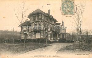 AK / Ansichtskarte Gambaiseuil Chateau Schloss Gambaiseuil