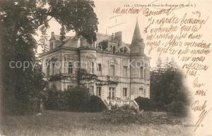AK / Ansichtskarte Doue la Fontaine Chateau Schloss Doue la Fontaine