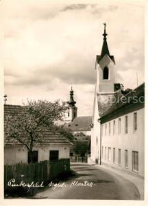 AK / Ansichtskarte Pinkafeld Kloster Pinkafeld