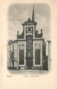 Gand_Belgien Eglise Anglicane Gand Belgien