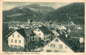 Bludenz_Vorarlberg Arlbergbahn Bludenz Vorarlberg