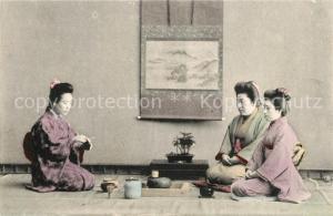AK / Ansichtskarte Typen_Asien China Frauen Typen Asien