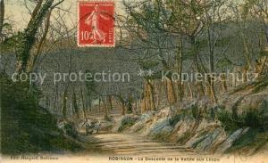 AK / Ansichtskarte Robinson_Plessis La Descente de la Vall?e aux Loups Robinson_Plessis