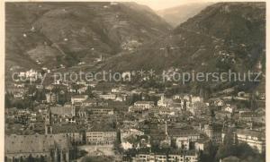 AK / Ansichtskarte Bolzano Veduta dal Virgolo Bolzano