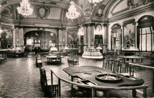 AK / Ansichtskarte Casino_Spielbank Monte Carlo Salle de la Roulette