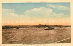 AK / Ansichtskarte Fort Mahon Plage Vue sur la mer Fort Mahon Plage