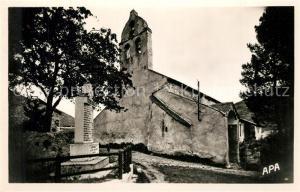 AK / Ansichtskarte Gourbit Eglise et Monument aux Morts Kirche Kriegerdenkmal Gourbit