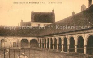 AK / Ansichtskarte Donnemarie en Montois Les Anciens Cloitres Donnemarie en Montois