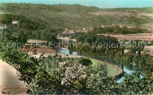 AK / Ansichtskarte Saacy sur Marne Vue de la Dhuys Saacy sur Marne