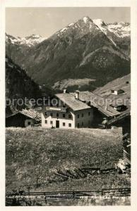 AK / Ansichtskarte Risch Lau Bergdorf Kaisers Alpen Risch Lau