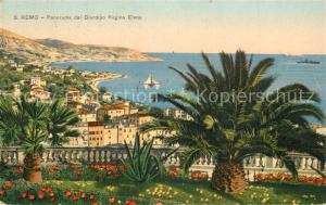 AK / Ansichtskarte Ventimiglia_Liguria Remo dal Giardino Regina Elena
