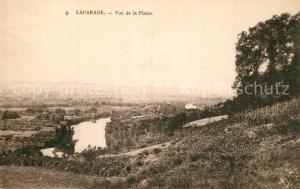 AK / Ansichtskarte Laparade Vue de la Plaine Laparade