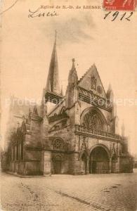 AK / Ansichtskarte Liesse Notre Dame Eglise Liesse Notre Dame