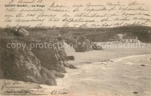 AK / Ansichtskarte Saint Marc sur Mer Vue sur la plage Saint Marc sur Mer