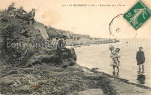 AK / Ansichtskarte La_Bernerie en Retz Panorama de la plage La_Bernerie en Retz
