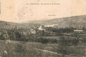 AK / Ansichtskarte Arnaville Vue generale de la Frontiere Arnaville