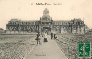 AK / Ansichtskarte Brighton_East_Sussex Palace Hotel Brighton_East_Sussex