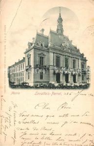 AK / Ansichtskarte Levallois Perret Mairie Levallois Perret