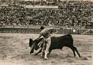 AK / Ansichtskarte Stierkampf Pepe Luis Vasquez
