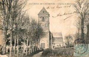 AK / Ansichtskarte Martinvast Eglise Kirche Martinvast