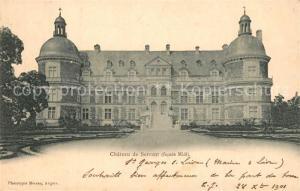 AK / Ansichtskarte Angers Chateau de Serrant Angers