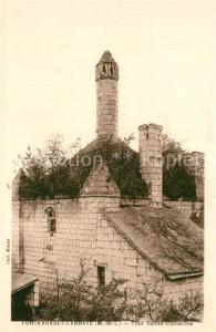 AK / Ansichtskarte Fontevraud l_Abbaye Tour Sainte Catherine Fontevraud l Abbaye
