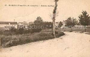 AK / Ansichtskarte Marcilly sur Tille Entree du Pays Marcilly sur Tille