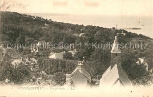 AK / Ansichtskarte Hennequeville Vue generale