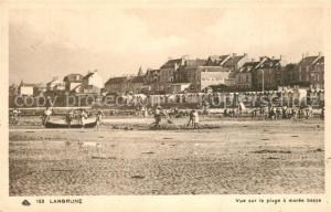 AK / Ansichtskarte Langrune sur Mer Vue sur la plage a maree basse Langrune sur Mer