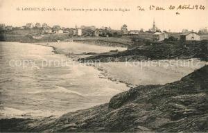 AK / Ansichtskarte Lancieux Vue generale prise de la Pointe de Buglais Lancieux