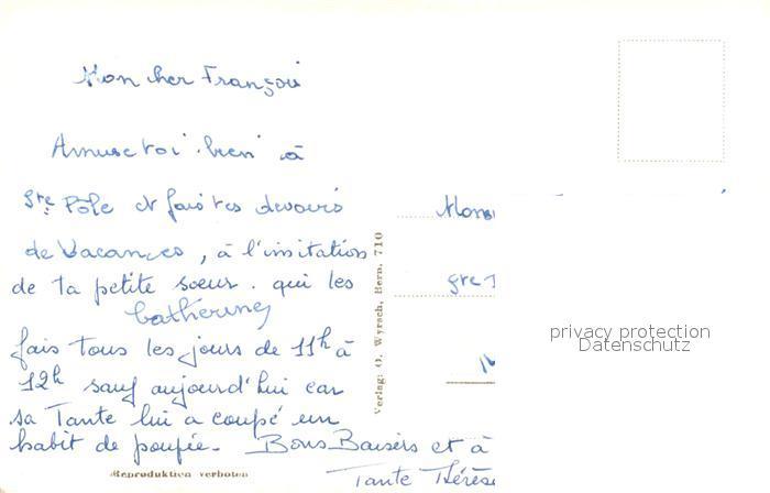 AK / Ansichtskarte Pensier Institut Dominique Pensier 1