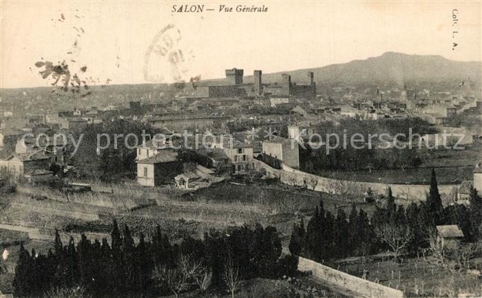AK / Ansichtskarte Salon de Provence Vue generale Salon de Provence 0