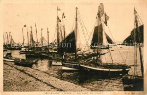 AK / Ansichtskarte Saint Brieuc_Cotes d_Armor Marina Port du Legue Bateaux de peche Saint Brieuc_Cotes d