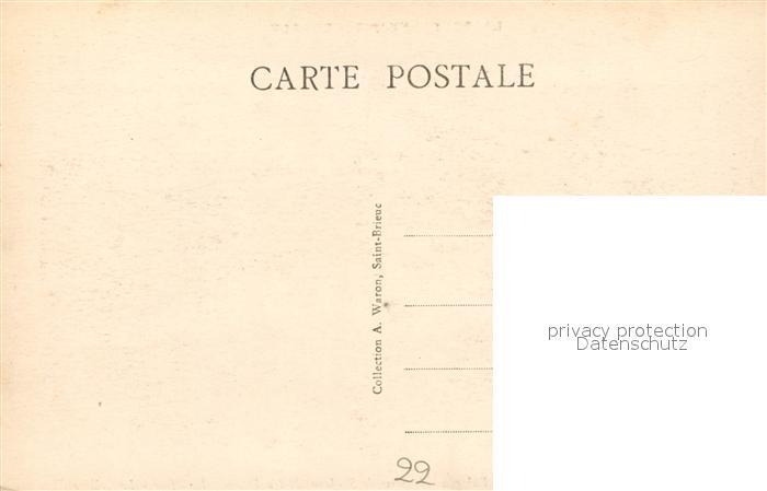AK / Ansichtskarte Lamballe Vue generale prise de Saint Jean Lamballe 1
