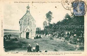 AK / Ansichtskarte Plouer sur Rance Chapelle de la Souhaitie Plouer sur Rance