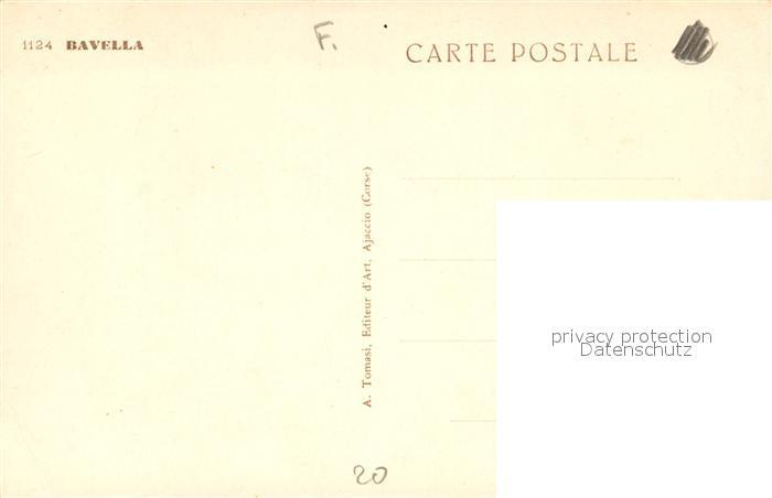 AK / Ansichtskarte Corse_Ile_de Col de Bavella Kuenstlerkarte Corse_Ile_de 1