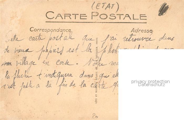 AK / Ansichtskarte Castirla Panorama Castirla 1