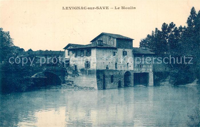 AK / Ansichtskarte Levignac_Toulouse Moulin Levignac Toulouse 0