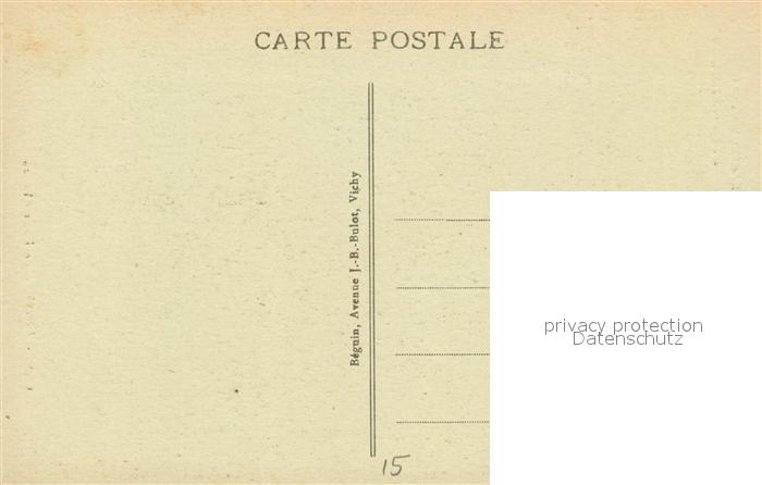 AK / Ansichtskarte Besse et Saint Anastaise Vieux Chateau Besse et Saint Anastaise 1