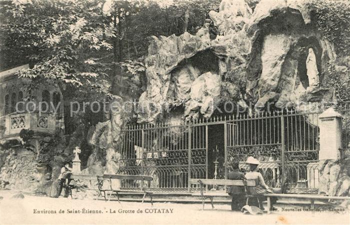 AK / Ansichtskarte Cotatay La Grotte Cotatay 0