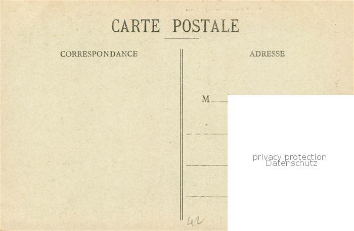 AK / Ansichtskarte Rochetaillee_Saint Etienne Ruines du chateau Rochetaillee_Saint 1