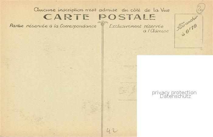 AK / Ansichtskarte Sainte Croix en Jarez Porte monumentale XVIIe siecle ancienne Chartreuse Sainte Croix en Jarez 1