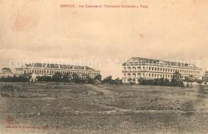 AK / Ansichtskarte Sontay Casernes de Infanterie Coloniale a Tong Sontay