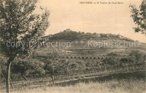 AK / Ansichtskarte Sancerre Viaduc de Saint Satur Sancerre