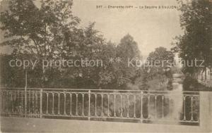 AK / Ansichtskarte Saujon Pont sur la Seudre Saujon