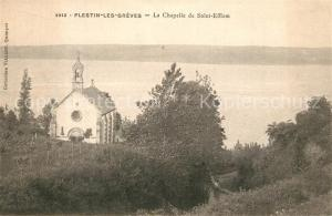 AK / Ansichtskarte Plestin les Greves Chapelle de Saint Efflam Plestin les Greves