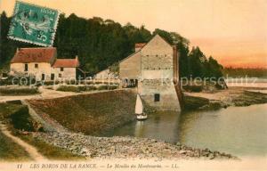 AK / Ansichtskarte Le_Montmarin Moulin aux bords de la Rance