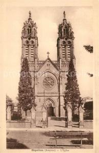 AK / Ansichtskarte Espalion Eglise Kirche Espalion