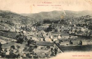 AK / Ansichtskarte Decazeville_Aveyron Vue generale Decazeville_Aveyron