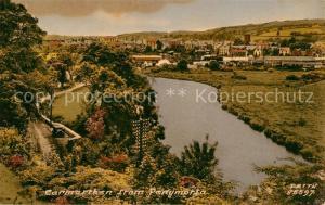 AK / Ansichtskarte Carmarthen_Town_Carmarthenshire